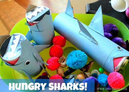 Hungry Sharks activity in