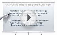 Accredited Online College Degrees
